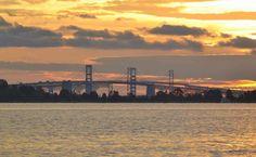 Chesapeake Bay Sunrise. in ANNAPOLIS, MD on Jun 8, 2014