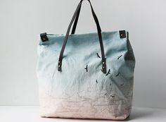 The Subtle Handmade Beauty of Jenna Rose #etsy #handmade #bags #fashion #summer