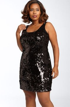 for the curvy girl new year's reception dress #wedding
