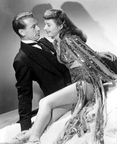 Ball of Fire, Gary Cooper, Barbara Stanwyck
