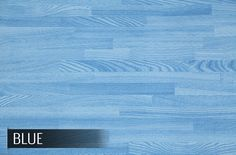 Soft Wood Tiles – Decorative Blue Foam Flooring for the baby's bedroom