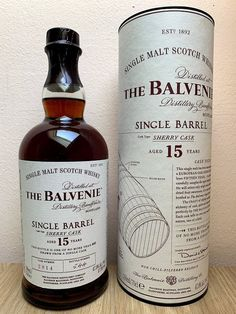 Currently at the #Catawiki auctions: Balvenie 15 years old Single Barrel, Sherry Cask 2814 - 700ml