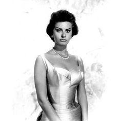 Sophia Loren Canvas Art - (16 x 20)