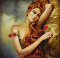 fasci-arte: Irina Vitalievna Karkabi.