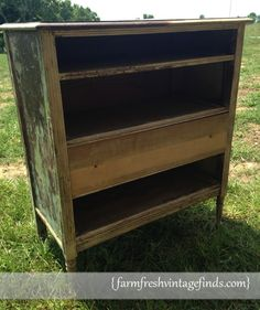 Incredible dresser upcycle!