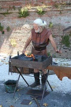 Blacksmith portrait by Zapan99.deviantart.com on @deviantART