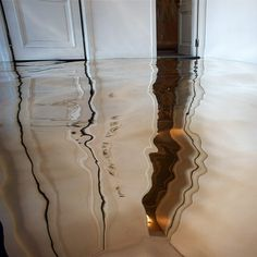 your felt step, olafur eliasson Land Art, Arte Elemental, Studio Olafur Eliasson, Modern Art, Contemporary Art, Wow Art, My New Room, Installation Art, Les Oeuvres