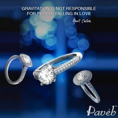 Pavéb diamond jewelry for all falling in love  http://paveb.com/