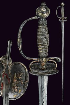 A court small-sword