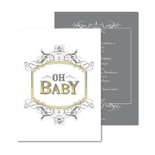 Baby Shower | Custom Invitations at MiDesign@Michaels™ Custom Invites