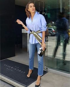 Capri Pants, Style Inspiration, Outfits, Chic, My Style, Instagram, Jeans, Casual, How To Wear