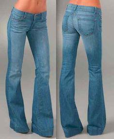 J.Brand Lovestory Flare Jeans