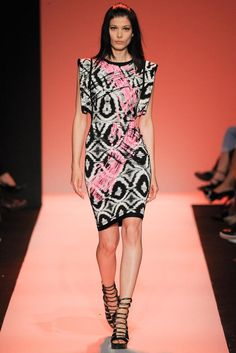 REPIN this Hervé Léger look and it could be yours to rent next season on Rent the Runway! #RTRxNYFW