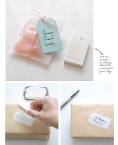 DIY rubber eraser stamps