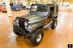 Jeep Cj7, Monster Trucks, Orlando, Vehicles, Jeeps, Vintage Cars, Orlando Florida, Car, Jeep