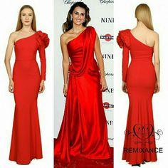 @penelopecruzoficial otra de nuestras musas en @remixance  Nuestros vestido Kamila inspirado en su estilismo  www.remixance.com