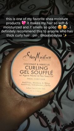 this will make ur hair so soft and moist😎 Thick Curly Hair, Curly Hair Tips, Curly Hair Care, Curly Hair Styles, Natural Hair Care Tips, Natural Hair Styles, Black Hair Growth, Curly Hair Routine, Hair Journey