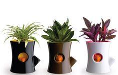 Design Of Your Garden : Plant Pot Holders   www.coolgarden.me