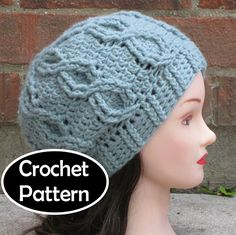 Hey, I found this really awesome Etsy listing at https://www.etsy.com/listing/153366263/crochet-hat-pattern-instant-download-pdf