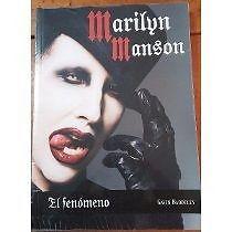 Marilyn Manson: El Fenomeno   Gavin Baddeley  SIGMARLIBROS