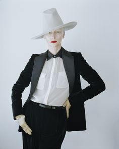 W Magazine   Issue: August 2011   Editorial: Planet Tilda   Model: Tilda Swinton   Photographer: Tim Walker   Styling: Jacob K