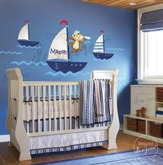 1000 Images About Nautical Themed Baby Boy Nursery On