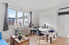 Não basta só ser micro, precisa ser lindo, não é mesmo?! Com apenas 19m², este pequeno apartamento tem um layout eficiente, por isso, parece ter muito espa