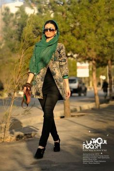 Poosh is a brand for clothes Designed by Far-Naz Abdoli poosh fashion brand was established in year may, 2012. Sheen offers Dresses, Overcoat, Clothing & Handmade Leathers. Poosh is working with a aim to cater the modern women with trendy and fashionable outfits. This collection has consists of shir