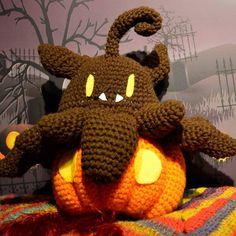 Pumpkaboo Amigurumi crochet pattern .PDF