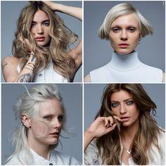 """ NEW COOL BLONDES   De maanden april/mei onze """"Spring Special'... Laat je vrijblijvend adviseren door Hairforce stylisten voor deze nieuwe service.."""