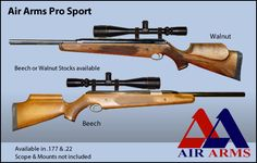 Air arms Pro Sport, beautiful!
