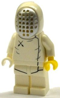 col205: Fencer - Minifig only Entry