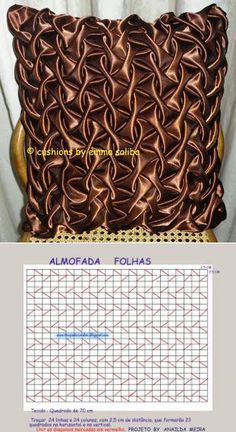 Fabric manipulation,sew this Smocking Tutorial, Smocking Patterns, Fabric Patterns, Sewing Patterns, Fabric Art, Fabric Crafts, Sewing Crafts, Sewing Projects, Diy Crafts