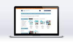 IRBMS, refonte du site e-commerce