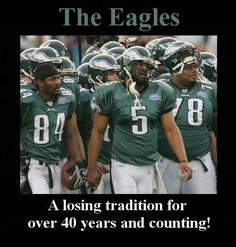 I Hate The Philadelphia Eagles