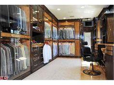 Heather House Gentleman's Dressing Room.