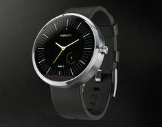 Motorola Moto360 Smartwatch Design Contest Reveals 10 Superb User Interfaces Created By The Public