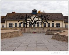 Dachau, Germany. The was a sad, eerie place. It is unknown how many Jews were killed there.