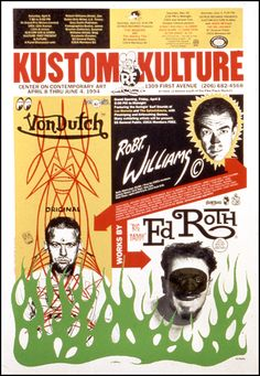 Kustom Kulture, 1997.