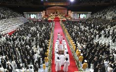 Funeral for Rev. Sun Myung Moon draws thousands in South Korea