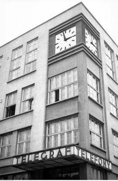 Poland, Past, Multi Story Building, Art Deco, Architecture, Arquitetura, Past Tense, Architecture Illustrations, Architecture Design