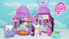 My Little Pony  Boutique de Moda Rarity- Juguetes en Español