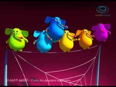 Mundo de Pepita: Fun Printable Props for Spanish Kid's Songs Preschool Spanish, Learning Spanish For Kids, Elementary Spanish, Teaching Spanish, Music For Kids, Kids Songs, Traditional Nursery Rhymes, Traditional Folk Songs, Baby Lullabies