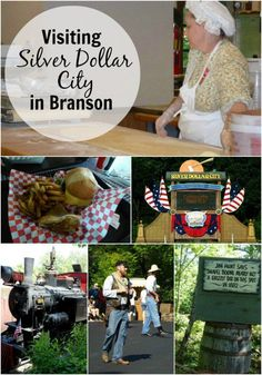 Visiting Silver Dollar City in Branson, Missouri #ExploreBranson