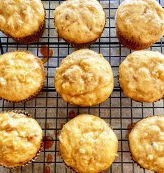 Make-Ahead Coconut-Pineapple Muffins Banana Yogurt Muffins, Pineapple Muffins, Coconut Muffins, Pineapple Recipes, Easy Sweets, Muffin Recipes, Bread Recipes, Dessert Recipes, Desserts