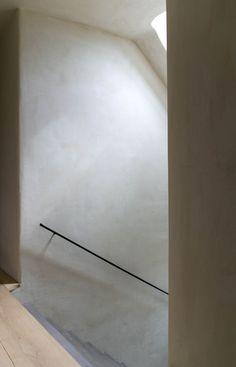 main-courante (& enduits tradis...) Belgian architect Benoit Viaene