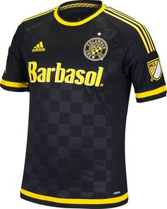 e4e3cae7658 Columbus Crew 2015 Home and Away Jerseys Released - Footy Headlines  Columbus Crew