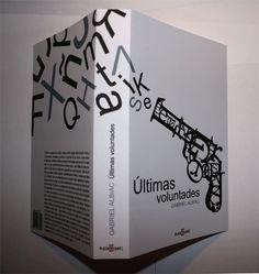 JRAdesign | el blog: Rediseño de la portada de un libro Cover Books, Typographic Design, Magazine Design, Gd, Editorial, Blog, Book Design, Creative Advertising, Creativity