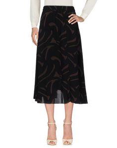 BY MALENE BIRGER 3/4 length skirt. #bymalenebirger #cloth #dress #top #skirt #pant #coat #jacket #jecket #beachwear #