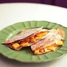 Peach crepes, Crepes filling and Crepes on Pinterest